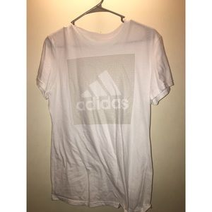 Adidas work out t shirt